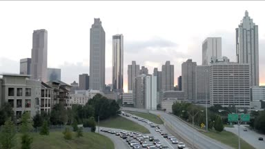 Atlanta Cityscapes